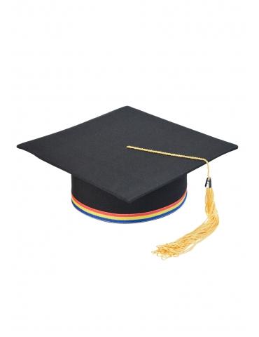 Toca absolvire tricolor