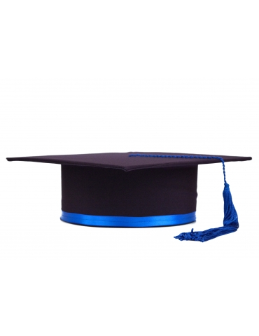 Dark blue purple graduation...