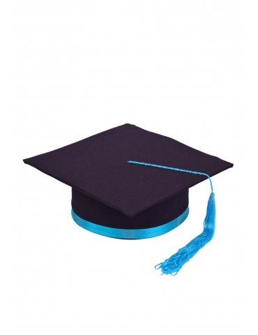 Toca absolvire violet...