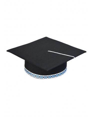 Traditional graduation cap...