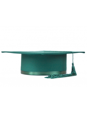 Toca absolvire verde inchis