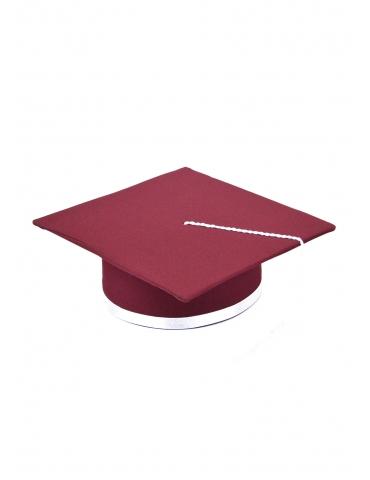Toca absolvire visiniu alb