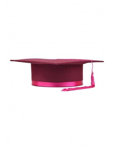 Toca absolvire visiniu roz
