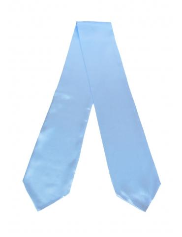 Esarfa absolvire albastru...