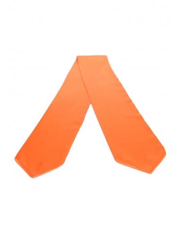 Esarfa absolvire portocalie