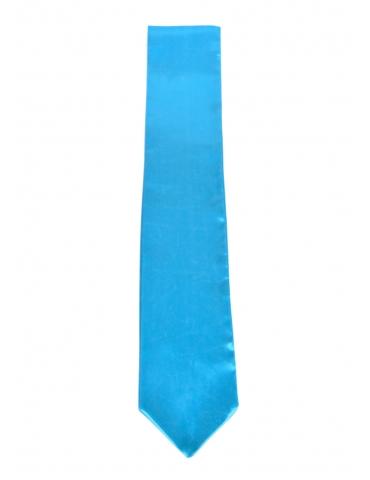 Turquoise graduation scarf
