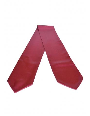 Cherry graduation scarf