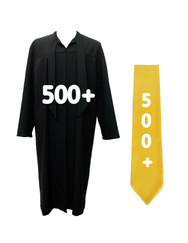 Pachet PLUS 500 roba si esarfa